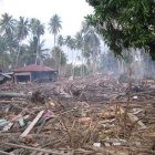Aceh tsunami aftermath