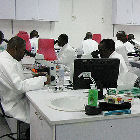 Microscopy training in Nigeria