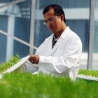 Agricultural researcher