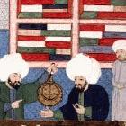 Cartoon of Muslim inventors