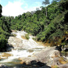 Waterfall in Bentong