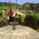 Biogas facility in Meru, Kenya