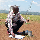 Gathering and monitoring weather data in Kenya