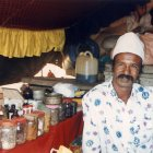 Indian traditional medicine man
