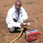 Kenyan scientist