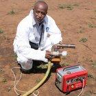 Kenyan scientist