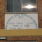 Sign for Kigali Institute of Science and Technology