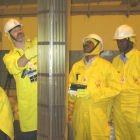 Collaborating in nuclear power plant