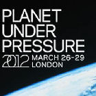 Planet Under Pressure logo