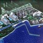 Planned Ninh Thuan nuclear plant