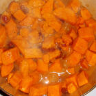 Cooked sweet potato by Flickr/telepathicgeorge