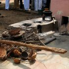 Traditional cookstove