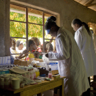 U.S. Army medical researchers take part in World Malaria Day