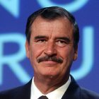 Vicente Fox, president of Mexico from 2000-2006